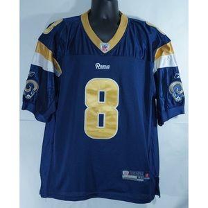 St. Louis Rams Sam Bradford Jersey Size 48 M
